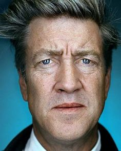 'A photographic close-up is perhaps the purest form of portraiture, creating a confrontation between the viewer & the subject that daily interaction makes impossible, or at least impolite.' David Lynch by Martin Schoeller.