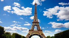 Who has climbed the Eiffel tower in Paris? Ooh la la!