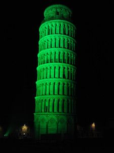 The Leaning Tower of Pisa, Italy #CheapflightsGG