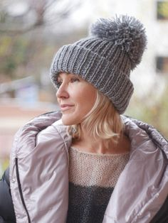 Free and Best Winter Crochet Hats Pattern Design Ideas Part 17 – Awesome Knitting Ideas and Newest Knitting Models Crochet Hat Size Chart, Diy Crochet Hat, Crochet Winter Hats, Free Crochet, Beanie Pattern Free, Crochet Beanie Pattern, Free Pattern, Knit Beanie Hat, Fedora Hat