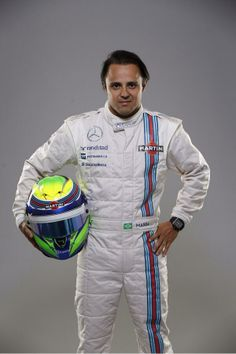 Felipe Massa : Williams Martini Racing