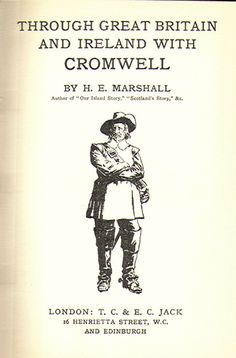 Through Great Britain and Ireland With Cromwell by  Henrietta Elizabeth Marshall