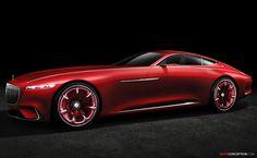 2016 Vision Mercedes-Maybach 6