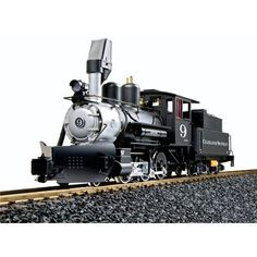 LGB Steam Locomotive  #LGBSteamLocomotive  #Locomotives  #Trains  #Toys  #Kamisco