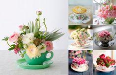 10 arreglos florales que puedes intentar en casa
