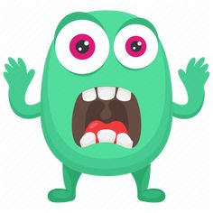 'Cute Funny Monster Characters' by Vectors Market Monster Characters, Iconic Characters, Fictional Characters, Raster To Vector, Funny Monsters, Photoshop Projects, Any Images, Yoshi, Vectors
