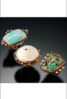 fabulous rings by July Shaw