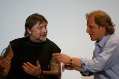 Phil Harris and Sig Hansen. Lets see if Sig will get Mandy on the Cornelia marie with Phil's kids. He was devsistaed when Phil died and trusts Jsh and Jake Harris. Captain Phil Harris, Deadliest Catch, Safe Journey, Now What, Discovery Channel, Blues, Hero, The Originals, Fictional Characters