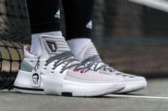 adidas Basketball Celebrates Arthur Ashe with Dame 3, D Rose 7 & Harden Vol. 1 - EU Kicks Sneaker Magazine