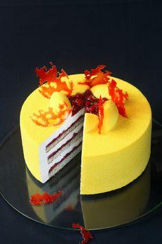 """Verdade de sabor: Cake """"Rivet"""" pour l'anniversaire du blog / Torta """"Rive"""" para o 5 ° Aniversário ne blogue"""
