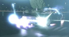 """In the original script the time machine was NOT the iconic DeLorean, but rather a refrigerator. 
