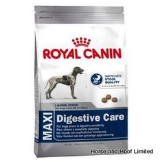 Royal Canin Maxi Digestive Care 15kg Royal Canin Maxi Digestive Care has been designed for adult mature dogs weighing between 26kg.