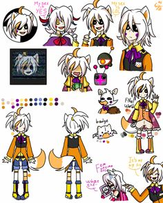 Sister Location | FNaF World Lolbit by Kizy-Ko.deviantart.com on @DeviantArt