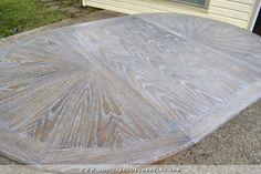 cerused oak dining table 16