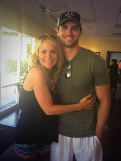 One Tree Hill | Barbara Alyn Woods (Deb) and James Lafferty (Nathan)