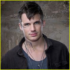 Matt Lanter-ROMAN!!!! OMG this show is my new addiction, watch it! I really really REALLY don't want it to get cancelled. #StarCrossed