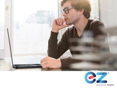 Trámites desde tu oficina. LA FORMA MÁS FÁCIL DE REGISTRAR UNA MARCA. En EZ Intellectual Property buscamos apoyarte para realizar cualquier tipo de trámite y nuestro servicio Premium es ideal para ti. Con él podrás despreocuparte de todo, ya que el sistema genera tu solicitud y realiza el pago sin que salgas de tu oficina. En EZIP te invitamos a registrarte en nuestra página web www.ezip.com.mx, para que descubras lo fácil y rápido que es el trámite de registro de Propiedad Intelectual.