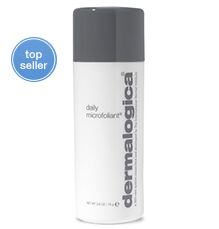 Dermalogica daily microfoliant 52.00 AMAZING PRODUCT! Gentle, daily use exfoliating powder for all skin conditions. Unique Rice-based powder formula activates upon contact with water, releasing Papain, Salicylic Acid and Rice Enzymes that micro-exfoliate dead cells, instantly leaving skin smoother and brighter.