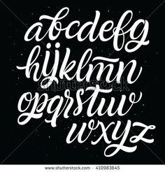 typography alphabet - Google-keresés