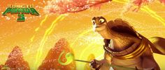 kung fu panda 3 Oogway my poster/mi poster by pollito15.deviantart.com on @DeviantArt