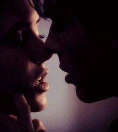 Elena and Damon.