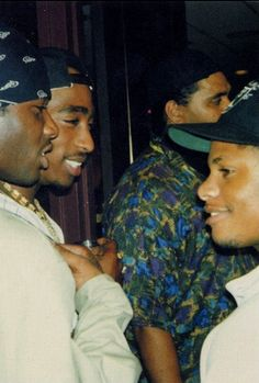 Pac and a few others
