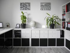 ikea kallax b ro einrichtung idee ikea gutschein pinterest ikea hack room and ikea kallax. Black Bedroom Furniture Sets. Home Design Ideas