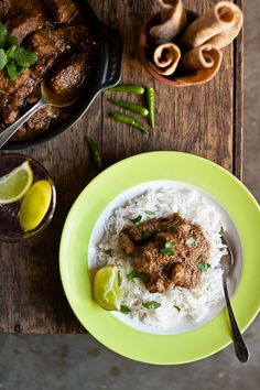 Guest Post: Gosht Shorba by Prerna of Indian Simmer and a Giveaway of her book | Spices and Aroma | Food, Life and Stories