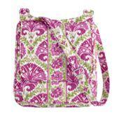 Mailbag Crossbody in Cheery Blossoms | Vera Bradley