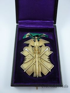 Japan - Order of Golden Kite 6th Class