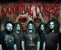 Cannibal Corpse #Cannibal Corpse #Death Metal