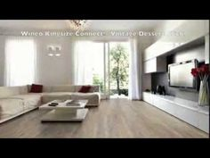 ROOM UP - Wineo Kingsize Connect 0.3 - YouTube