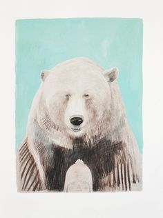 Ours / Isabelle Arsenault