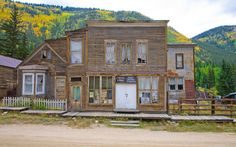 America's Coolest Ghost Towns: St. Elmo, CO