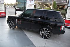 Range Rover Sport at #SEMA 2012