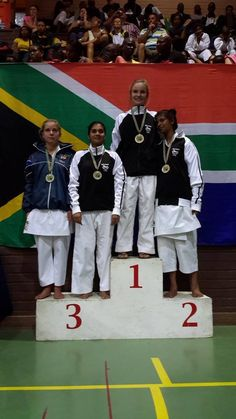 High School pupil Meka Lentin was selected for Western Province for a National Tournament for all styles Karate hosted in Bloemfontein recently. She received place (bronze) for fighting and place (gold) with her unison team. Independent School, Christian Families, Family Values, Karate, Champs, High School, Bronze, Stars, Gold