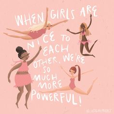 Girl Power Art Print by justgirlproject Positive Quotes For Life Encouragement, Positive Quotes For Life Happiness, Girl Empowerment, Empowerment Quotes, My Sisters Keeper, Feminist Art, Just Girl Things, Girl Power, Woman Power