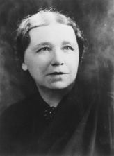 Hattie Wyatt Caraway was the first woman elected to serve in the United States Senate.
