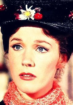julie andrews mary poppins makeup - Google Search