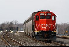 RailPictures.Net Photo: GTW 4904 Grand Trunk Western EMD GP38-2 at Pontiac , Michigan by Steve Davey
