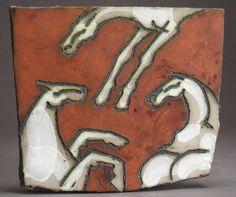 Jeri Hollister ceramic art