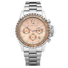 Dámske hodinky Michael Kors MK5870 Chronograph, Michael Kors, Watches, Accessories, Fashion, Clocks, Wrist Watches, Moda, Wristwatches