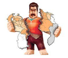 Maduro El Demoledor