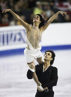 Marie-france Dubreuil and Patrice Lauzon Photos - ISU Figure Skating World Championship Day 4 - Zimbio