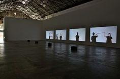 "Gabriella Mangano & Silvana Mangano's ""Of Objects or Sound"" @ Anna Schwartz Gallery, Sydney, 2014"