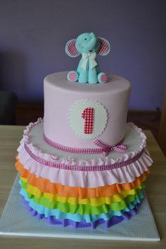 Sweet elephant - Cake by Zaklina