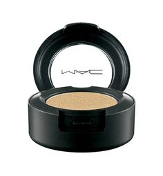 Finish the eye with a dab of beige at the brow bone. MAC Eye Shadow in Ricepaper #cleopatra #bebootiful