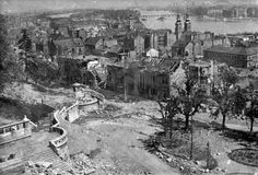Eve of Destruction: the Siege of Budapest began 70 years ago Old Pictures, Old Photos, Vintage Photos, Buda Castle, The Siege, Danube River, Budapest Hungary, Destruction, Historical Photos
