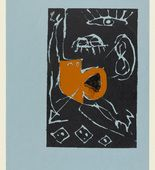 Jackson Pollock. Untitled. (c. 1943-44)