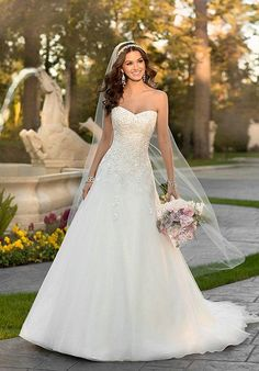 Stella York 5959 Wedding Dress - The Knot